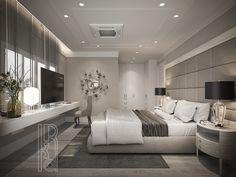 Modern Luxury Bedroom, Master Bedroom Interior, Modern Master Bedroom, Bathroom Design Luxury, Luxurious Bedrooms, Dream House Interior, Design Your Dream House, Simple Bedroom Design, Suites