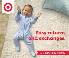 Register your baby with Target and manage and share your baby registry with friends and family.  This is so simple!  You can easily browse and scan items to add to your registry.  Then manage and share your registy with friends, makes it simple for everyone!  There is nothing worse then giving a gift that you do not need or have multiples of.  Help us out and join! http://ifreesamples.com/make-simple-register-baby-target-registry/