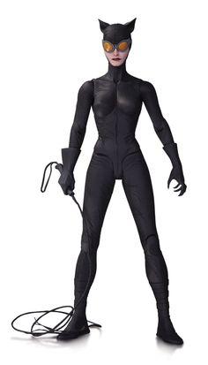 DC Comics-Designer Series-Darwyn Cooke-Catwoman-Figura De Acción