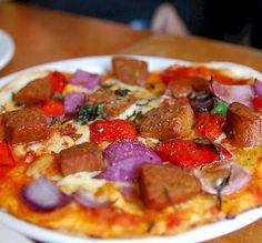 Pizza makes the world go 'round!