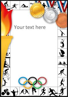 Olympic Themed Notepaper The Effective Pictures We Offer You About Olympics Decorations classroom A Senior Olympics, Kids Olympics, 2018 Winter Olympics, Special Olympics, Office Olympics, School Themes, Classroom Themes, Theme Sport, Olympic Idea