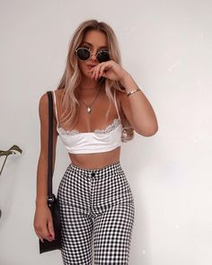 Adorable 100 Casual Outfit Ideas You Might Like Mode Outfits, Trendy Outfits, Fashion Outfits, Fashion Fashion, Fashion Beauty, Spring Summer Fashion, Spring Outfits, Looks Style, My Style