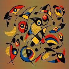 Afbeeldingsresultaat voor joan miro birds