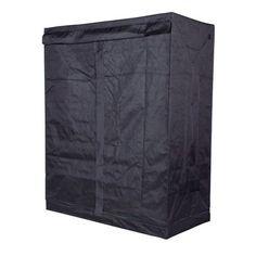 MarsLG Hydroponic Mylar Grow Tent 2x4 Non-Toxic Hydro Cabinet,MARS482460