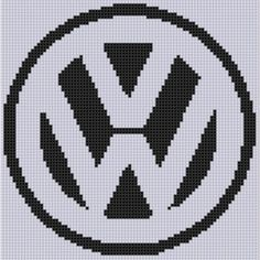 Looking for your next project? You're going to love Volkswagon Cross Stitch Pattern  by designer bracefacepatterns. - via @Craftsy