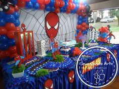 Festa-infantil-homem-aranha-spider-man-ponta grossa-02.JPG (787×591)