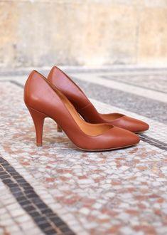 b9090342820dda Sézane - Django Courts Chaussures Élégantes, Chaussures À Talons Hauts,  Bottines, Sandales,