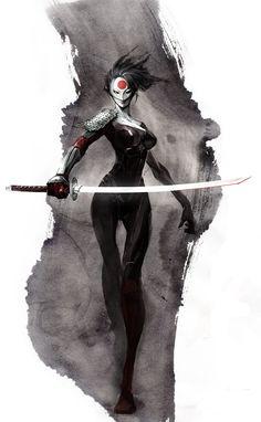 http://fantasy-women.tumblr.com/post/143004691934/westcoastavengers-katana-naratani