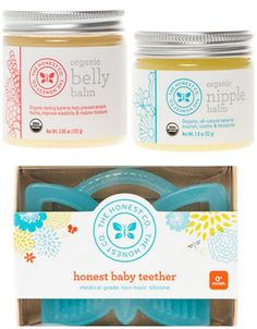 http://www.babytoys6months.com/category/honest-diapers/ The Honest Company has just released new products for moms and babies: