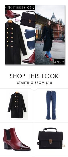 """""""Get the Look: Andy"""" by dressedbyrose ❤ liked on Polyvore"""