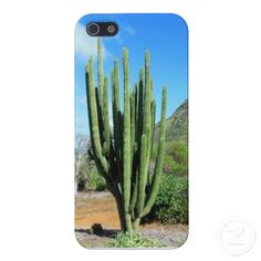 Organ Pipe Cactus iPhone 5 Cover