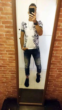 Zara T, Salsa Jeans, Adidas Yeezy Boost 350 Pirate Black