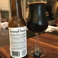 #Stout from the Netherlands! Spanning and Sensatie #beer #craftbeer #stoutwhisperer