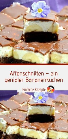 Cake Recipes Easy Homemade Chocolate - New ideas Quick Easy Vegan, Chocolate Chip Oatmeal, Homemade Soup, Easy Cake Recipes, Homemade Chocolate, Food And Drink, Easy Meals, Sweets, Baking