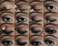 tutorial maquiagem outono inverno