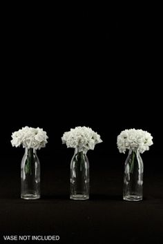 Mini Foam Rose Heads Wedding Flowers (Set of 72)