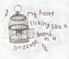 New Day Publishing: Bomb in a Birdcage
