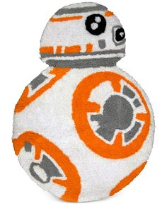 "Jay Franco Bath, Star Wars 7 ""BB8"" Tufted Rug"