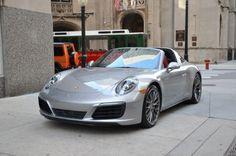 Used 2017 Porsche 911 Targa 4S   Chicago, IL