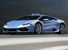 #Lamborghini pour la police... italienne - Blog #Autoreflex