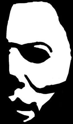Halloween Michael Myers decal halloween movie by rcsgraphictees Halloween Pumpkin Carving Stencils, Halloween Pumpkins, Fall Halloween, Halloween Crafts, Scary Halloween, Halloween Labels, Halloween Halloween, Vintage Halloween, Halloween Makeup