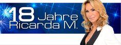 Die Spannung steigt! Ricarda M. am 30.04.um  20 Uhr wieder live im TV bei CHANNEL21!