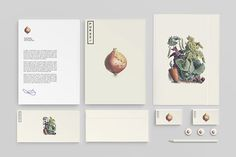 Puree Organics by Studioahamed ®, via Behance