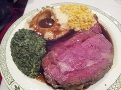 CREAMED SPINACH   Lawry's The Prime Rib Restaurant Recipe     2 (10 oz.) packages frozen chopped spinach, thawed   4 slices bacon   1 s...