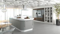 Kitchen Doors Uk, Kitchen Cupboards, Bespoke Kitchens, Luxury Kitchens, Brown Kitchens, Cool Kitchens, Replacement Kitchen Doors, High Gloss Kitchen, Kitchen Facelift