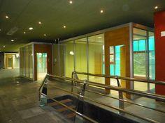 Instalación Integral en Nave Industrial DCL-Mainsa Bathtub, Industrial, Bathroom, Office Furniture, Offices, Standing Bath, Washroom, Bathtubs, Bath Tube