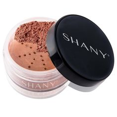 SHANY Mineral Finishing Powder ParabenTalc Free Bronzer 1 Ounce >>> Visit the image link more details. (This is an affiliate link) Dark Complexion, Mineral Foundation, Finishing Powder, Mineral Powder, Makeup Kit, Glow Makeup, Makeup Products, Beauty Products, Bronzer