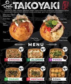 Food And Drink 376754325074833322 - Chinatown's Ramen Champ Pivots Again With New Takoyaki Concept – Eater LA Source by lauherv Asian Street Food, Japanese Street Food, Japanese Snacks, Japanese Dishes, Japanese Food, Japanese Curry, Easy Japanese Recipes, Japanese Ramen, Asia Food