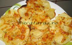 Retete Culinare - Placintele de cartofi
