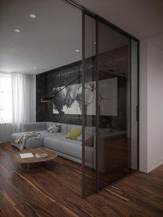 Современная квартира в Санкт-Петербурге - Галерея 3ddd.ru