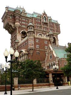 Tower of Terror, Tokyo Disney