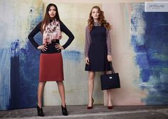 #collection #autumn #winter #woman #dress #jacket #skirt #blouse #street #bag #campaigne #fashion #brand #polish