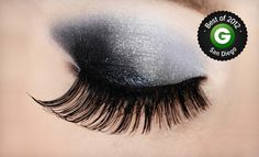 Groupon - Mascara Look or Diva Look Regular or Mink Eyelash Extensions at Ultimate Lash and Brow (Up to 82% Off). Groupon deal price: $40.00