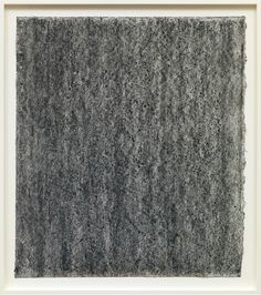 Richard Serra Ramble 2015 Litho crayon and pastel powder on paper 35 × 30 inches unframed × cm) Abstract Sculpture, Bronze Sculpture, Sculpture Art, Metal Sculptures, Abstract Art, Richard Serra, Gagosian Gallery, Art Walk, Process Art