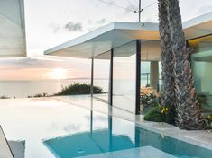 jochen lendle jle arquitectos Infinity Pool, To Go, Hotels, Patio, Outdoor Decor, Projects, Room, House, Furniture