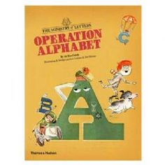 The Ministry of Letters: Operation Alphabet by Al MacCuish