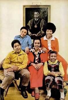 Click the image for the King family (1972)