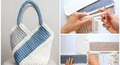 Today we are learning to crochet such a beautiful bag. The tutorial was found on Youtube and we immediately decided to embed it on our blog. The project is amazing and the design is just brilliant. If you want to own something rather elegant and create it by your own, this is the tutorial to… Read More Pretty Bag Crochet Tutorial