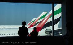 DXB - Wating for departure by Hasitha Galagana on 500px