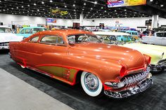 Crazy 'bout a Mercury — taylormademadman: 2017 Detroit Autorama:. Classic Chevy Trucks, Classic Cars, Detroit, Lead Sled, Civil War Photos, Hot Rod Trucks, Abandoned Cars, Chevrolet Chevelle, Taylormade
