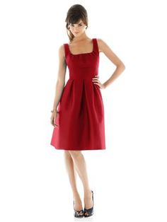 Alfred Sung Style D439 http://www.dessy.com/dresses/bridesmaid/d439/