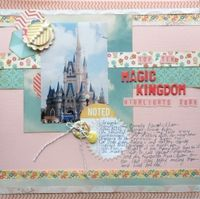A Project by besskinn from our Scrapbooking Gallery originally submitted 08/10/12 at 02:34 PM
