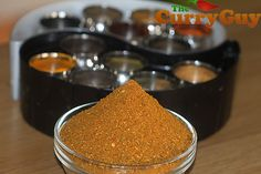 Hot Madras Curry Powder Recipe - Curry Powders by The Curry Guy