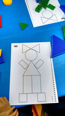 Blogue do Jardim Escola Carrocel: Blocos Lógicos Petite Section, Diy And Crafts, Crafts For Kids, Paper Crafts, Sensory Bins, Preschool Worksheets, Elementary Math, Fine Motor Skills, Early Learning