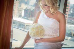 Sarah + Ryan. Floral by JP Parker. Gorgeous. Photo by Kristin Hornberger Photography. #Indy #Wedding #photos #kristinHphotos