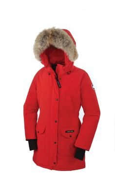 Canada Goose jackets sale 2016 - Canada Goose Expedition Parka Red Womens $347 | womens fashion ...